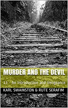 Books An Introduction and Vengeance by Karl Swainston & Rute Serafim